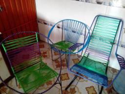 Vende essas 03 cadeiras