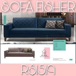 Sofá Fisher