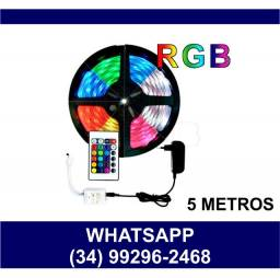 Fita Led 2 metros Colorida RGB Usb para Tv * Fazemos Entregas