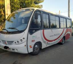 Micro ônibus Agrale motor mwm 8150