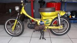 Honda 100cc modificada