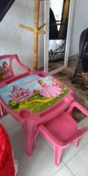 Mesa cadeiras infantil (preço descrição)