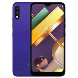 Celular LG K22 32GB 2Ram LM-K200HAW Blue