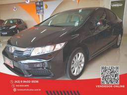 Honda Civic LXS 1.8 flex 5P