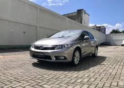 Honda Civic LXL 2012 - Estado de zero km