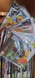 Jogos Xbox 360 e Play 2