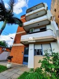 Apartamento à venda com 3 dormitórios em Duque de caxias, Santa maria cod:100380