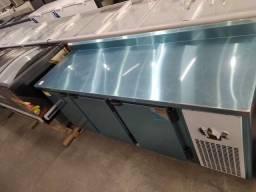 balcão de serviço refrigerado 1,90 pronta entrega *douglas