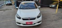 Fiat grand siena 1.6 essence completo com gnv