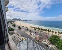 Apartamento Com Vista Mar 1 dormitório à venda, 50 m² por R$ 1.200.000 - Copacabana - Rio
