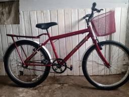 Vendo bicicleta zerada aro 24 novinha