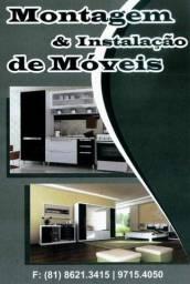 Montagem & Instalação de Móveis
