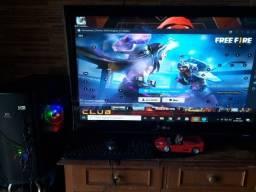desktop pc gamer amd a8 8650b apu r7 3.20ghz grafica integrada memoria 06gb windows 10