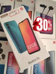 Feirão Xiaomi! Redmi 9A da Xiaomi. Lacrado..Pronta entrega!