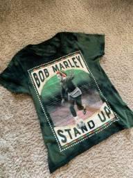 T-shirt Farm Bob Marley