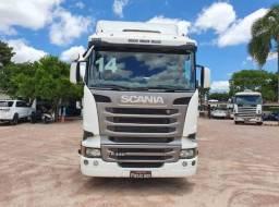 <br>Scania R440 6x2 + Carreta Graneleira 2016
