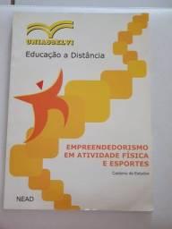 Caderno De Estudos Uniasselvi- Empreendedorismo Em Atividade Física E Esportes