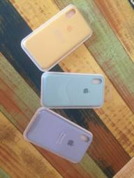 Capinhas IPhone 6,7,8, X, Xs  - LOTE -