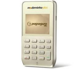 Máquina moderninha PagSeguro