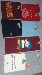 Camisas várias marcas