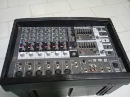 cabeçote amplificado behringer cod.n81