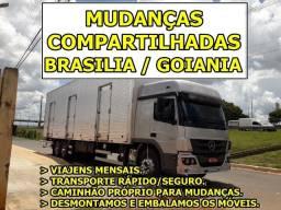 Mudanca Brasilia
