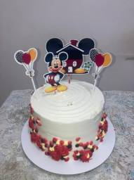 Kit festas,bolos decorados