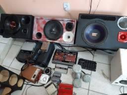 Peças de som