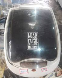 Lean mean Grilling machine
