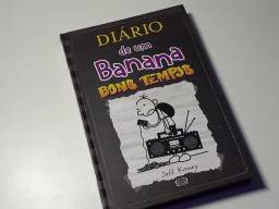 Livro Diário de Um Banana- volume 10
