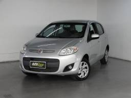 Fiat Palio Attractive 1.4 Flex Prata