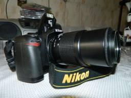 Máquina Fotografica Digital Nikon D70s