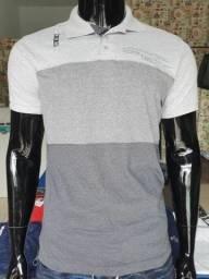 Camiseta Gola c/ Falha na Gola - Preço Promocional