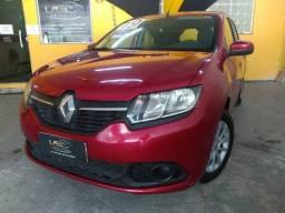 Renault Sandero Expression 1.0 12V Gnv 2019 Completo