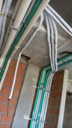 instalação técnica de ar