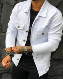 Jaqueta jeans premium