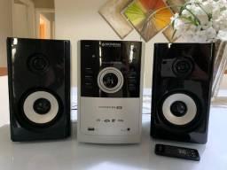 Micro System Mondial CD Sound Star USB