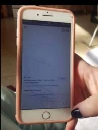 Troco iPhone 7plus