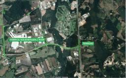 Excelente Área c/ 534.389,09 m² - São José dos Pinhais