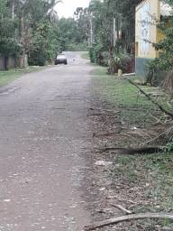 Terreno com Casa - Antonina - Rio do Nunes