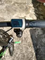 Bike Elétrica Dobrável e Portátil