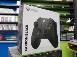Controle Carbon Black Lacrado - Xbox Series