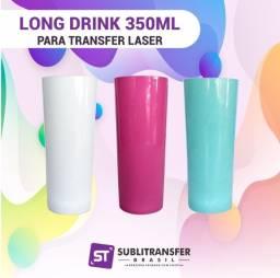 Copo long drink com preço direto de fábrica (Produto sem personalização)