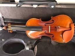 Violino alemão profissional de altíssima qualidade