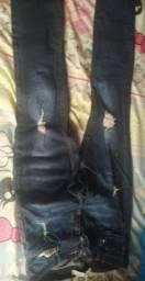 Calça jeans: N°38