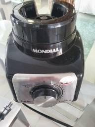 Liquidificador Mondial 1.000 Watts turbo 127 volts