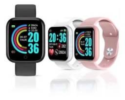 Smartwatch y68/d20 - Frete grátis até 15km