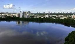 Varanda com vista total da Lagoa - 3.300 Com todas a as taxas inclusas.