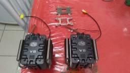 2 Cooler master V8 1ª geração