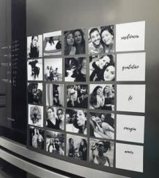 Ímãs de geladeira com fotos